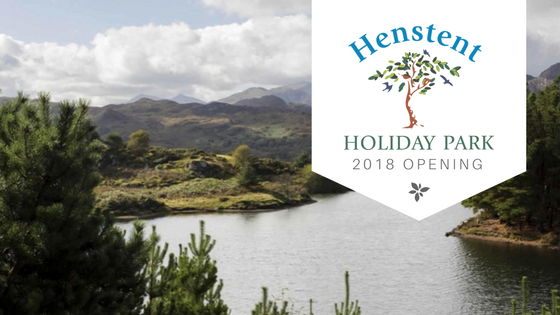 Henstent Holiday Park is Open for 2018!